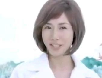 松嶋菜々子CM2